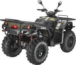 You can ride our manning atv trails on an ATV